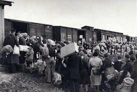 Mass Deportation of Jews
