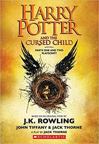 Harry Potter and the Crused Child