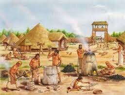 Periodo Agrícola ( 700 - 200 a,C)