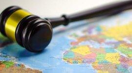 Historia del Derecho Internacional timeline