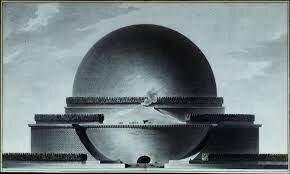 Progetto Cenotafio di Isaac Newton