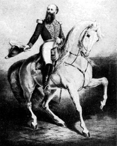 El General Guzmán Blanco hace nueva proposición a Lord Granville