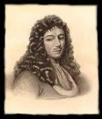 Intendant Jean Talon tried to populate New France