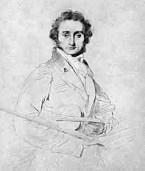Ritratto di Niccolò Paganini