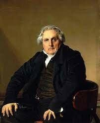 Ritratto di Louis-Francois Bertin