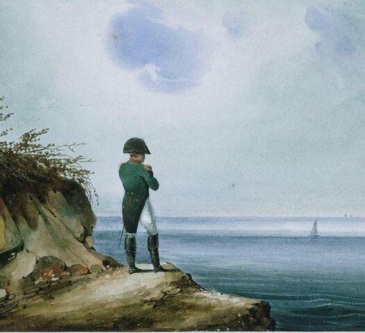 Napoleon zomiera na Ostrove sv. Heleny