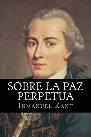 "Se publica ""La Paz Perpetua"""