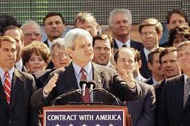 •Contract with America 1994