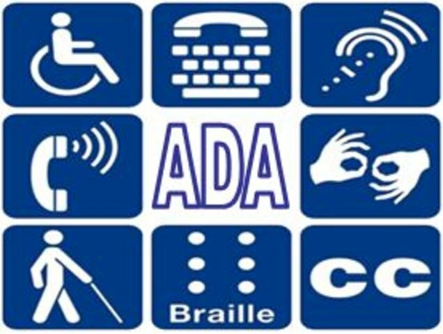 The Am with Disabilities Act