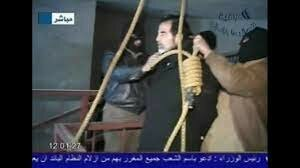 •	Saddam Hussein Executed