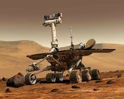 •	NASA Mars Rover Mission Begins