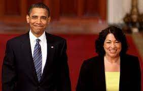 •	Sonia Sotomayor Appointed to U.S. Supreme Court (