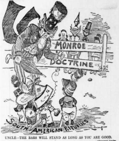 La Doctrina Monroe