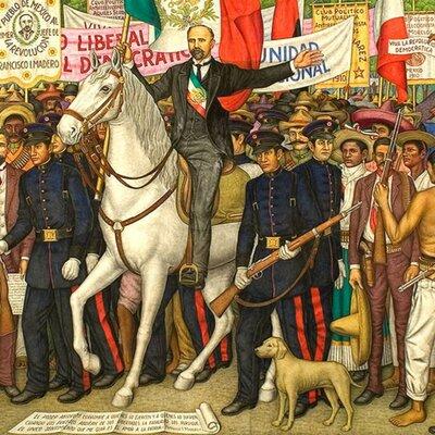 la revolucion mexicana y la constitución  timeline