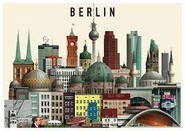 1948-1949 Los soviéticos bloquean Berlín ,Estados Unidos y sus aliados establecen un puente aéreo