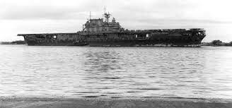 USS Hornet CV-8