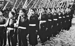 1965 El ejército estadounidense encabeza una nueva intervención a gran escala contra Vietnam