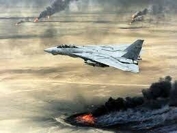 Persian Gulf War (Operation Desert Storm)