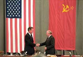 Fall of the USSR - Official end of the Cold War