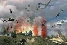 1983 Estados Unidos invade Granada