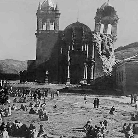 Terremoto en Cusco