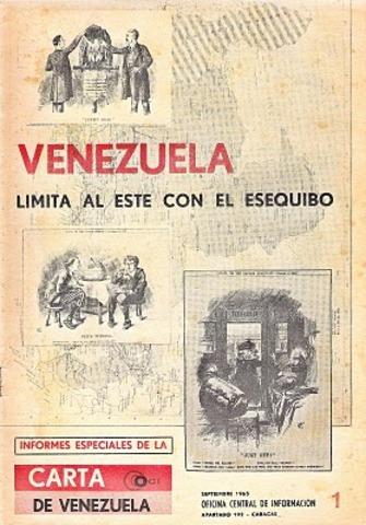 Se instaló la Conferencia de Ginebra para atender la ReclamaciónTerritorial Venezolana de la Guayana Esequiba.
