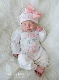 Nacimiento de mi primogenita
