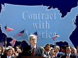•Contract with America