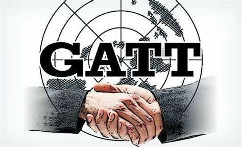 Firma del GATT