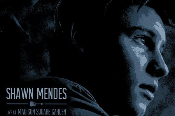 shawn mendes live at madison square garden