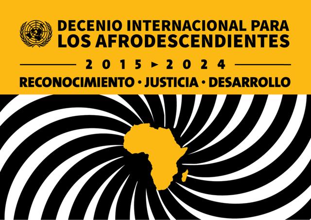 Decenio Internacional para los Afrodescendientes