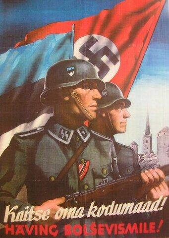 Eesti SS-leegioni loomine