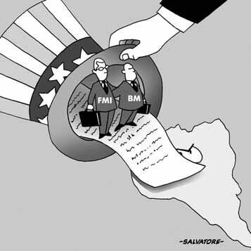 Se crea el Consenso de Washington