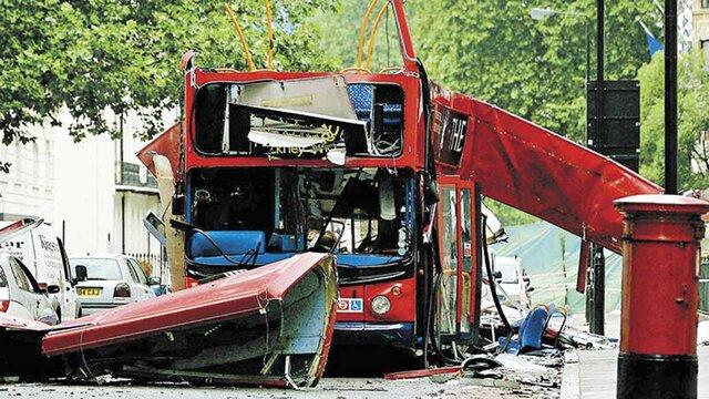 Atentados terroristas en Londres