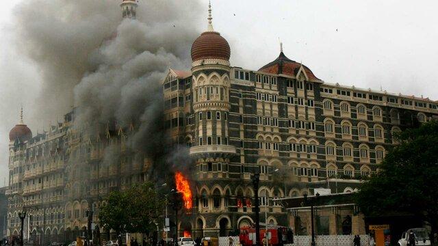 Ataques terroristas en Bombay