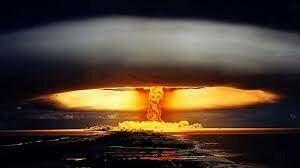 Explosión de la primera bomba atómica soviética