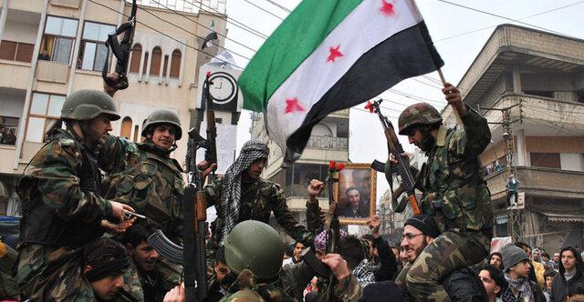Inicia la Guerra Civil Siria