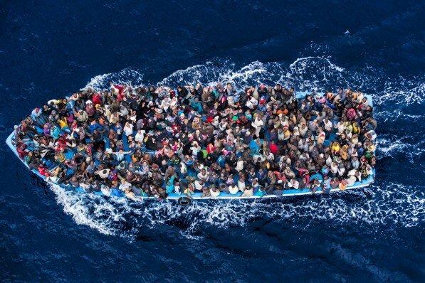 Crisis de los refugiados en Europa