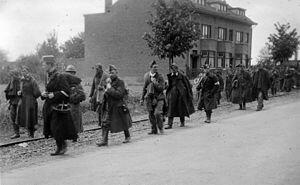 Ocupació  de Bèlgica i Holanda