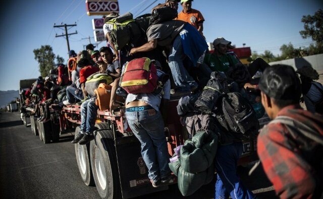 Crisis migratoria de América Latina