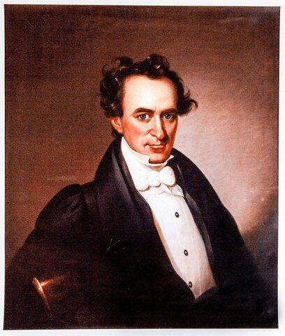 Causa de la Independencia de Texas: Arribo al poder del general Santa Anna