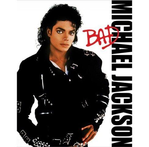 """Publicó el álbum """"Bad"""""""