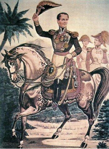 Consecuencias de la Independencia de Texas: Desprestigio del general Santa Anna