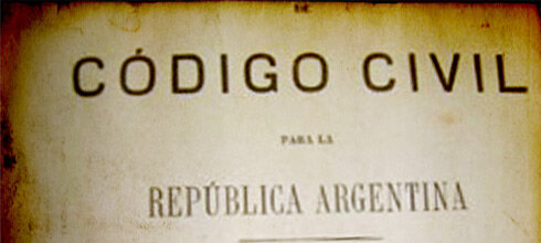 Sanción del Código Civil