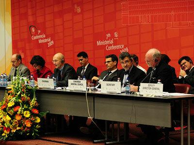 Séptima Conferencia Ministerial - Ginebra.