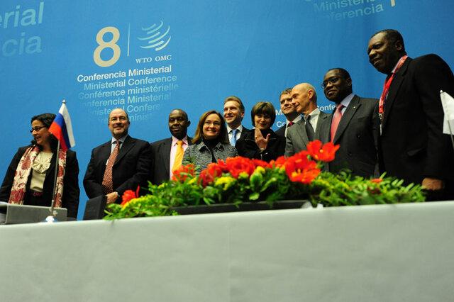 Octava Conferencia Ministerial - Ginebra.