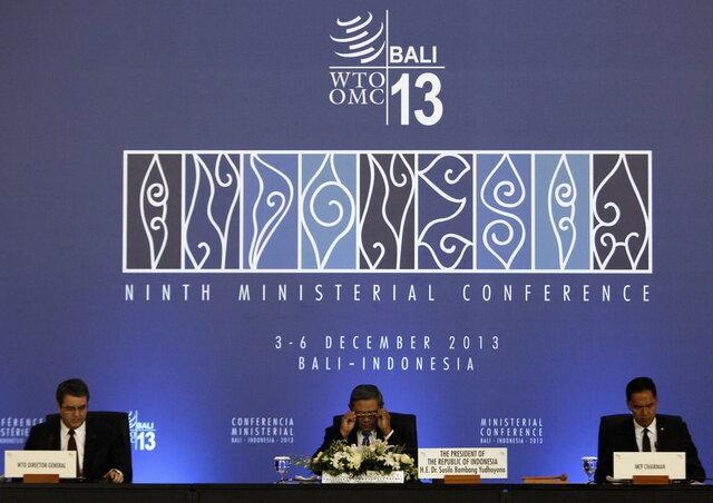 Novena Conferencia Ministerial - Bali.