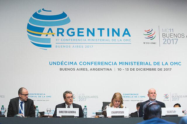 Undécima Conferencia Ministerial - Buenos Aires.