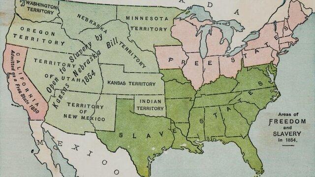 Kansas-Nebraska Act becomes law