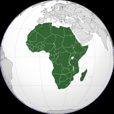 Acaba Guerra Àfrica